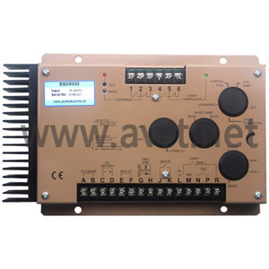 Speed control unit ESD5330