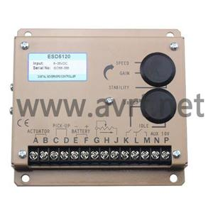 Speed control unit esd5120