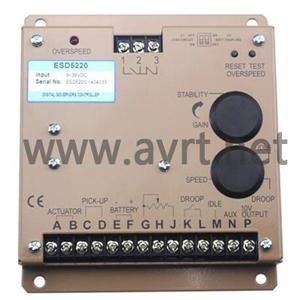 Speed control unit esd5220