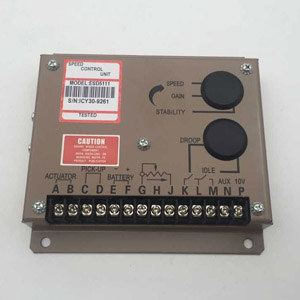 Speed control unit ESD5111
