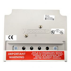 Generator Controller Woodward electronic controller 8290-184